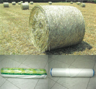農業用ベールネット